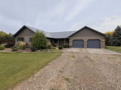 Bismarck Single Family Home For Sale: 9500 Oak Dr