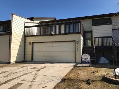 Bismarck Condo/Townhouse For Sale: 1068 Westwood St