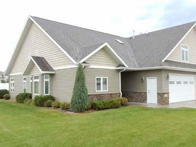 Bismarck Condo/Townhouse For Sale: 2116 Calgary Av E