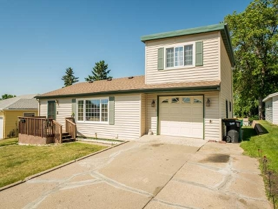 Bismarck Single Family Home For Sale: 730 24 St N