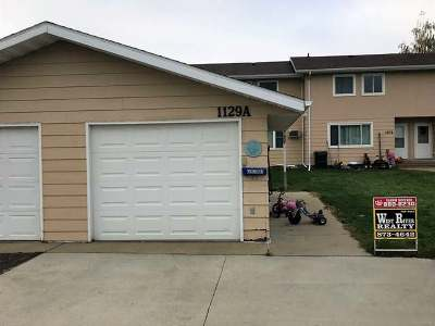 Hazen Condo/Townhouse For Sale: 1129a Expansion Dr