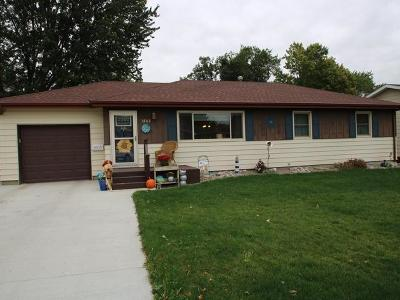 Bismarck Single Family Home For Sale: 1805 Griffin St N