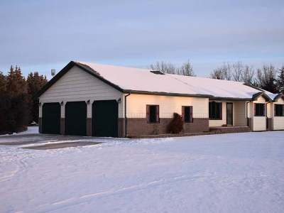 Bismarck Single Family Home For Sale: 8008 Red Oak Dr