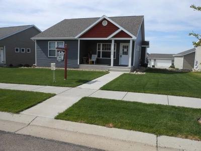 Bismarck Single Family Home For Sale: 1006 Bremner Av