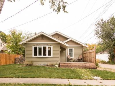 Bismarck Single Family Home For Sale: 810 Ave F E