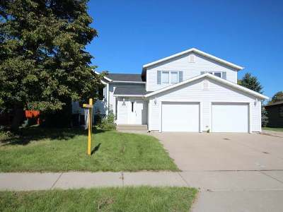 Bismarck Single Family Home For Sale: 185 Stuttgart Dr