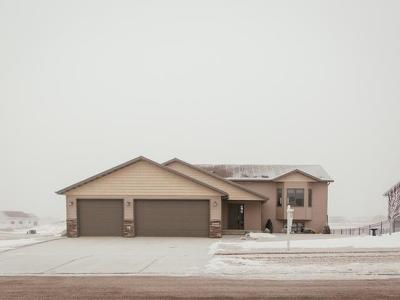 Bismarck Single Family Home For Sale: 4909 Pumice Lp