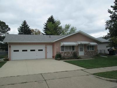 Bismarck Single Family Home For Sale: 1801 21 St N