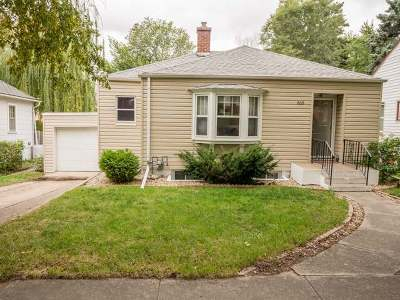 Bismarck Single Family Home For Sale: 808 10th St N