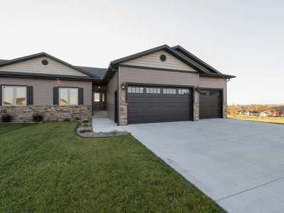 Bismarck Condo/Townhouse For Sale: 3730 Bogey Dr