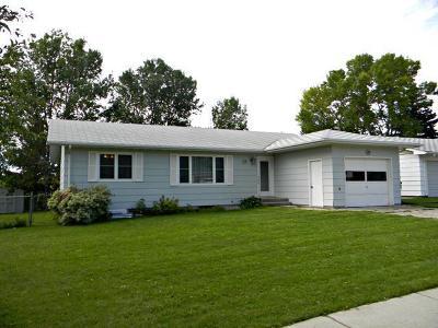 Bismarck Single Family Home For Sale: 419 Interstate Av W