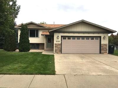Bismarck Single Family Home For Sale: 3022 Greenwood Dr