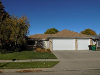 Bismarck Single Family Home For Sale: 2928 Manchester St
