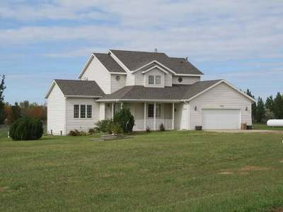 Bismarck Single Family Home For Sale: 7506 Twilight Rd