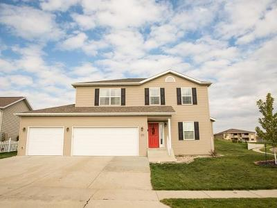 Bismarck Single Family Home For Sale: 624 Walter Wy