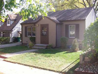 Bismarck Single Family Home For Sale: 613 Avenue A West Ave W