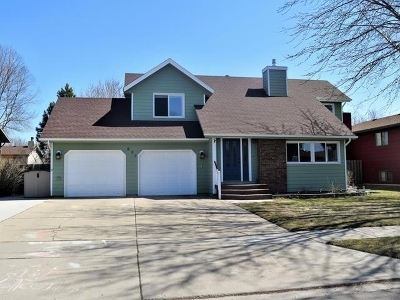 Bismarck Single Family Home For Sale: 239 Laredo Dr