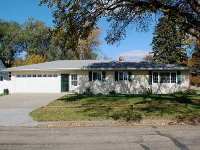 Bismarck Single Family Home For Sale: 602 Hannifin St N