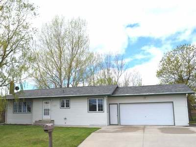 Mercer County Single Family Home For Sale: 1107 Cypress Dr