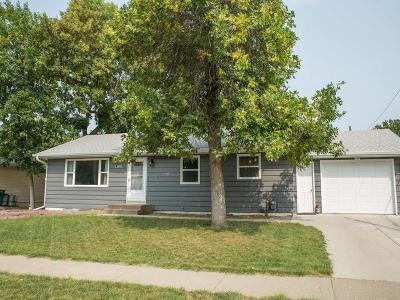Bismarck Single Family Home For Sale: 1108 Michigan Av