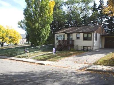 Mandan Single Family Home For Sale: 205 6th St NW