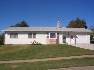 Mercer County Single Family Home For Sale: 417 3rd Ave NW