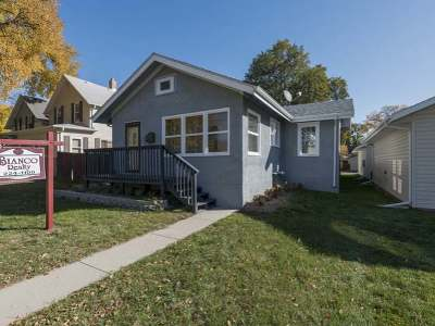 Bismarck Single Family Home For Sale: 921 5th St N