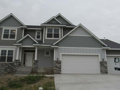 Bismarck Single Family Home For Sale: 3911 Valley Dr
