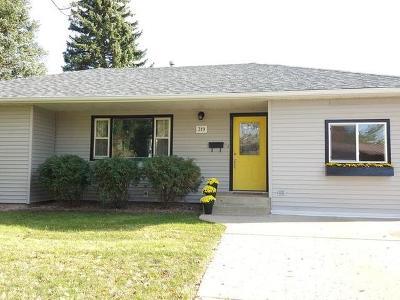 Bismarck Single Family Home For Sale: 319 Capitol Av E