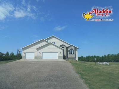 Bismarck Single Family Home For Sale: 8010 Northwood Dr