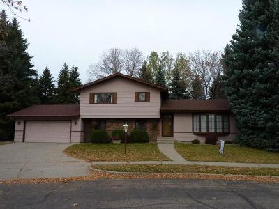 Bismarck ND Single Family Home For Sale: $259,999