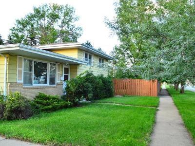 Bismarck Single Family Home For Sale: 1802 Bowen Ave E
