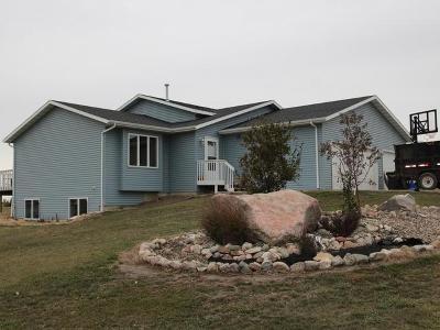 Bismarck Single Family Home For Sale: 9000 Coriander Dr