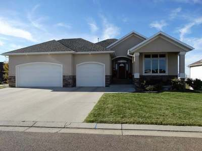 Bismarck Single Family Home For Sale: 1001 Ash Coulee Pl