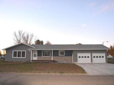 Hazen Single Family Home For Sale: 934 Antelope Dr