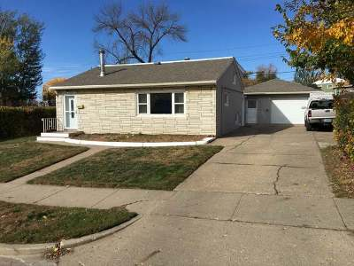Bismarck Single Family Home For Sale: 2410 C Av E