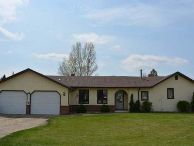 Mercer County Single Family Home For Sale: 47 1st Rd NW