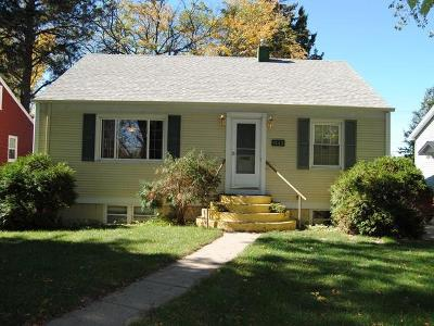Bismarck Single Family Home For Sale: 1142 4th St N