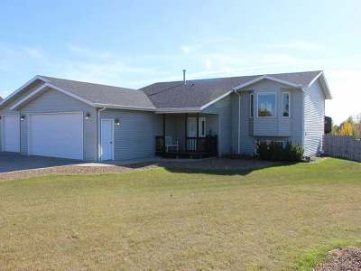 Bismarck Single Family Home For Sale: 7005 Rock Creek Rd
