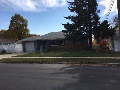 Bismarck Single Family Home For Sale: 1615 Harmon Av