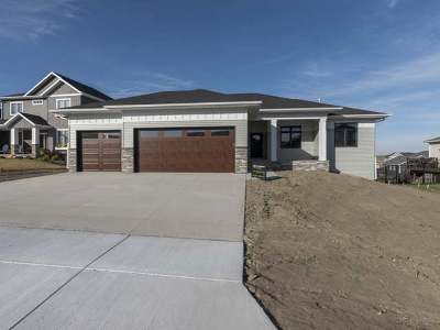 Bismarck Single Family Home For Sale: 3914 Crest Cl