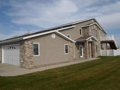 Bismarck Condo/Townhouse For Sale: 1780 Calgary Av E #6