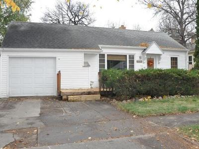 Bismarck Single Family Home For Sale: 1006 9th St N