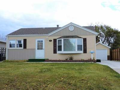 Bismarck Single Family Home For Sale: 621 21 St N