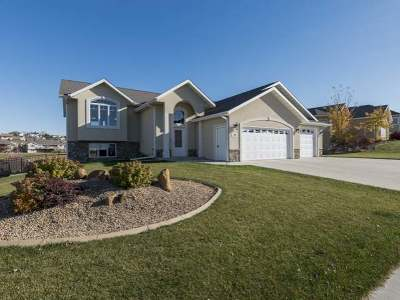 Bismarck Single Family Home For Sale: 4201 Valley Dr