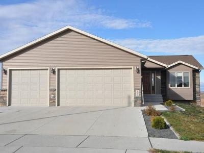 Mandan Single Family Home For Sale: 4009 Trident Court