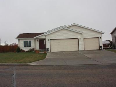 Bismarck Single Family Home For Sale: 4225 Roosevelt Dr