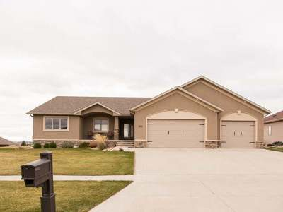 Bismarck Single Family Home For Sale: 3102 Clairmont Rd
