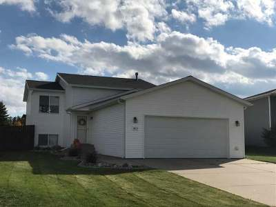 Mandan Single Family Home For Sale: 3613 Lewis Rd