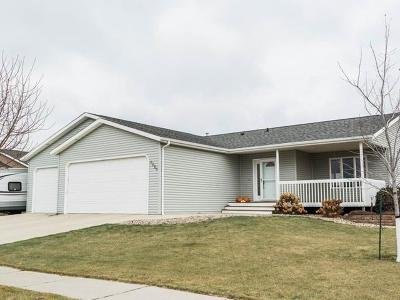 Bismarck Single Family Home For Sale: 4524 Tucker La